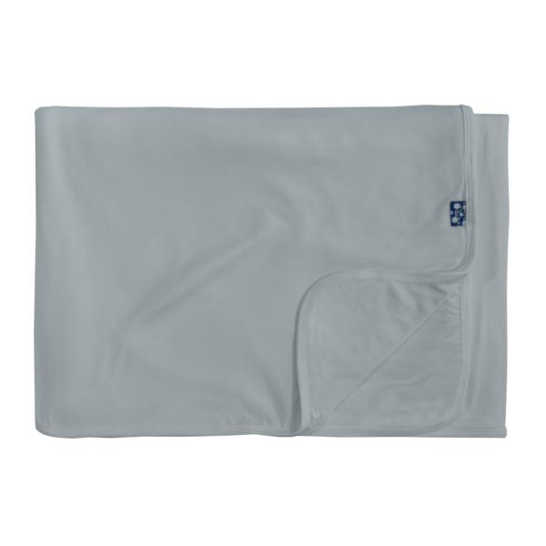 Pearl Blue Toddler Blanket