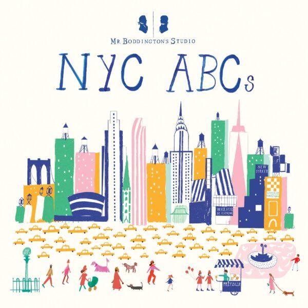 NYC ABCs Book