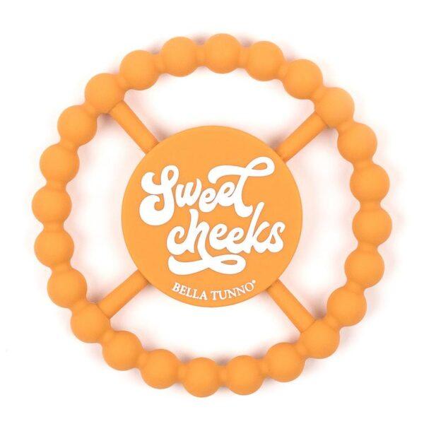 Sweet Cheeks Teething Ring