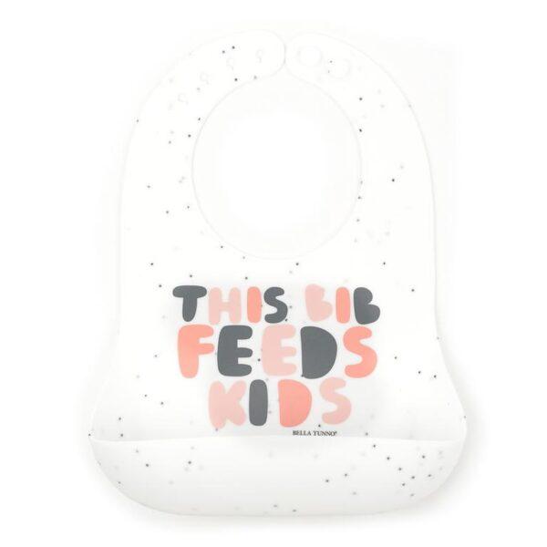 This Bib Feeds Kids Wonder Bib