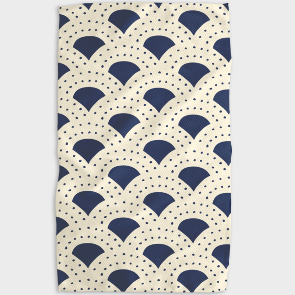 About To Rise Dishtowel