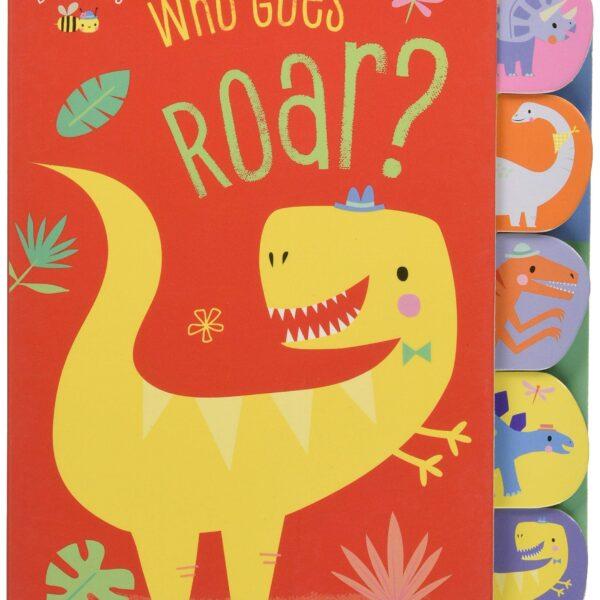 Who Goes Roar? Book