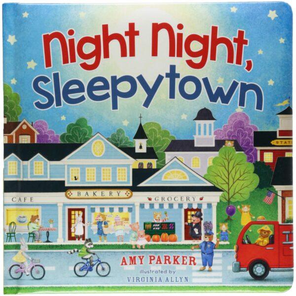 Night Night Sleepy Town Book